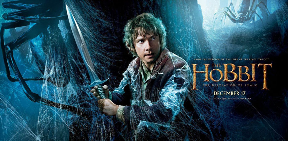 The Hobbit: The Desolation of Smaug Poster #24
