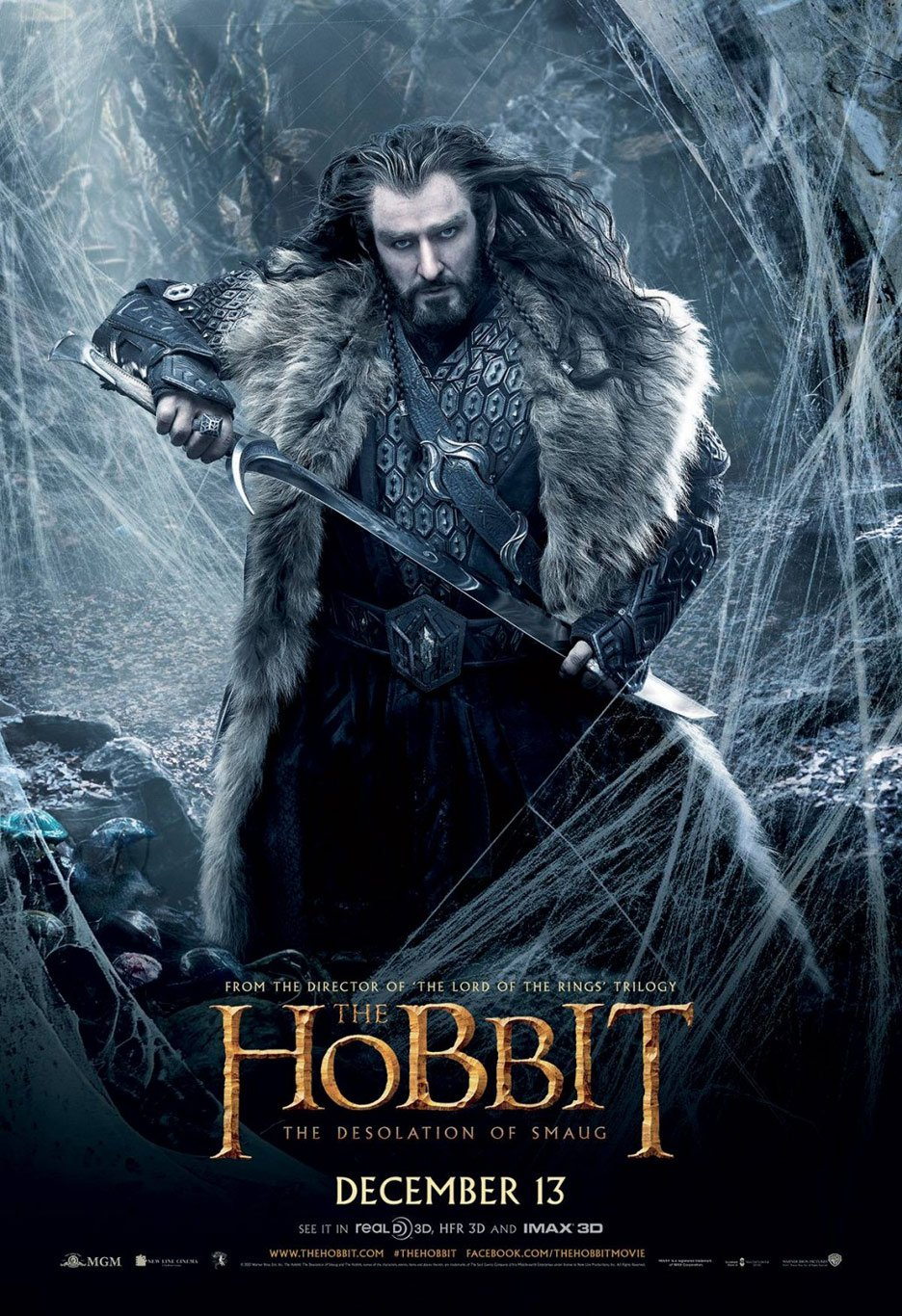 The Hobbit: The Desolation of Smaug Poster #27
