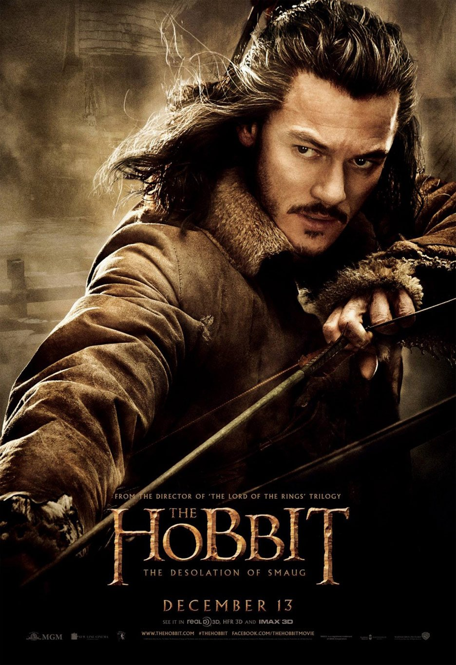 The Hobbit: The Desolation of Smaug Poster #9