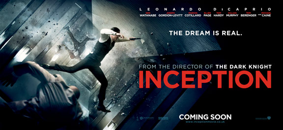 Inception Poster #14