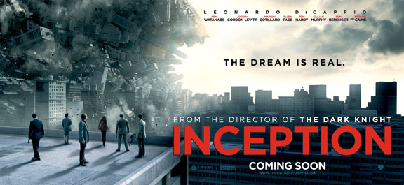 Inception Poster #15