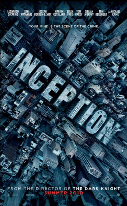 Inception Poster #2