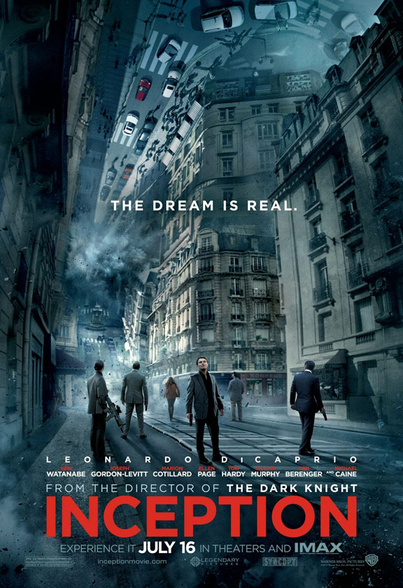 Inception Poster #20