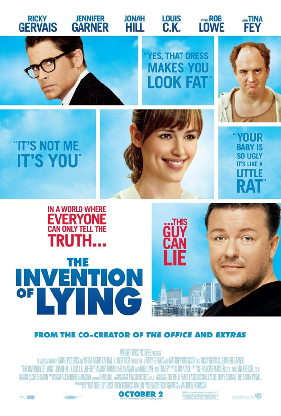 The Invention of Lying Poster #2