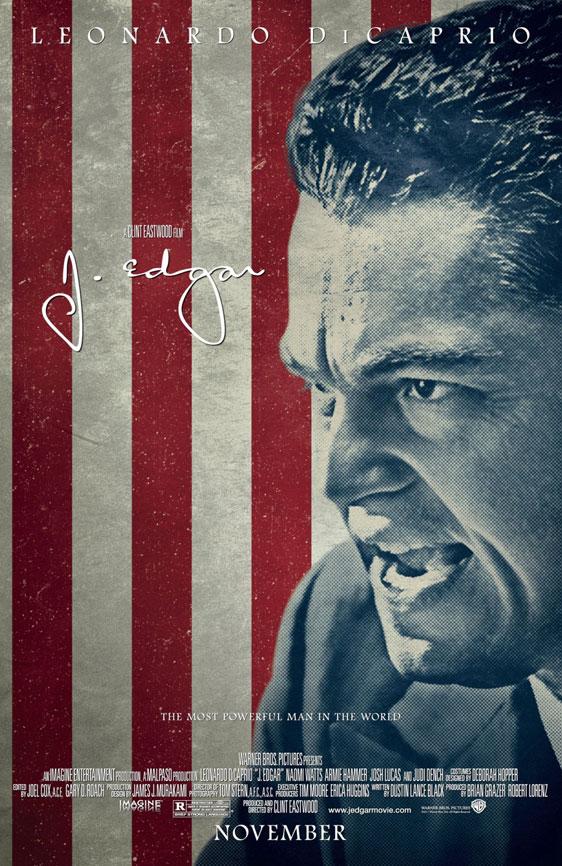 J. Edgar Poster #2