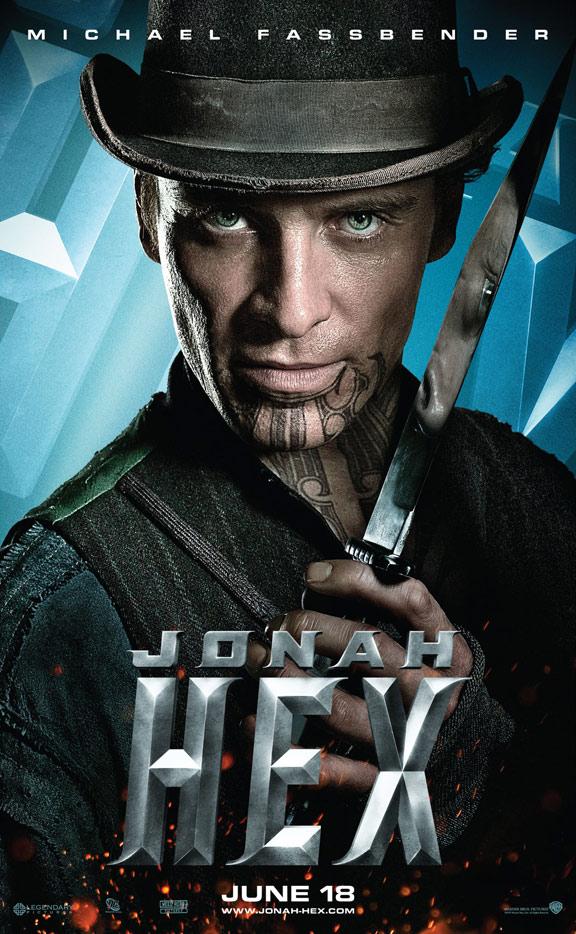 Jonah Hex Poster #4