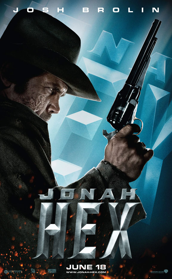 Jonah Hex Poster #5