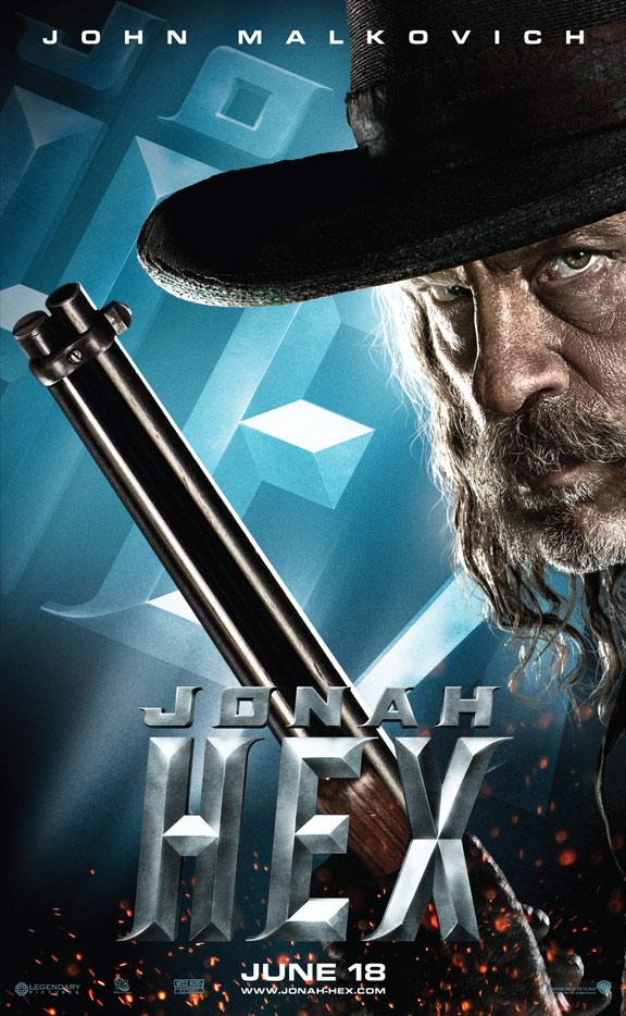 Jonah Hex Poster #6