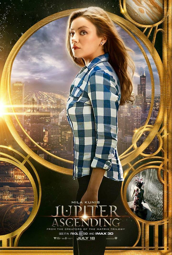 Jupiter Ascending Poster #2