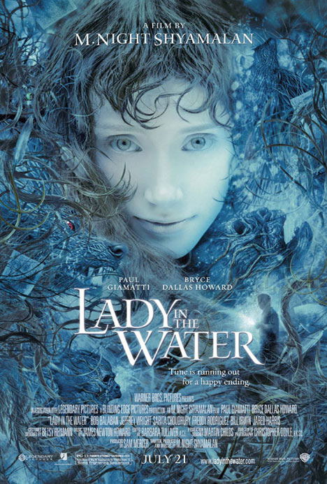 Lady in the Water Poster #1
