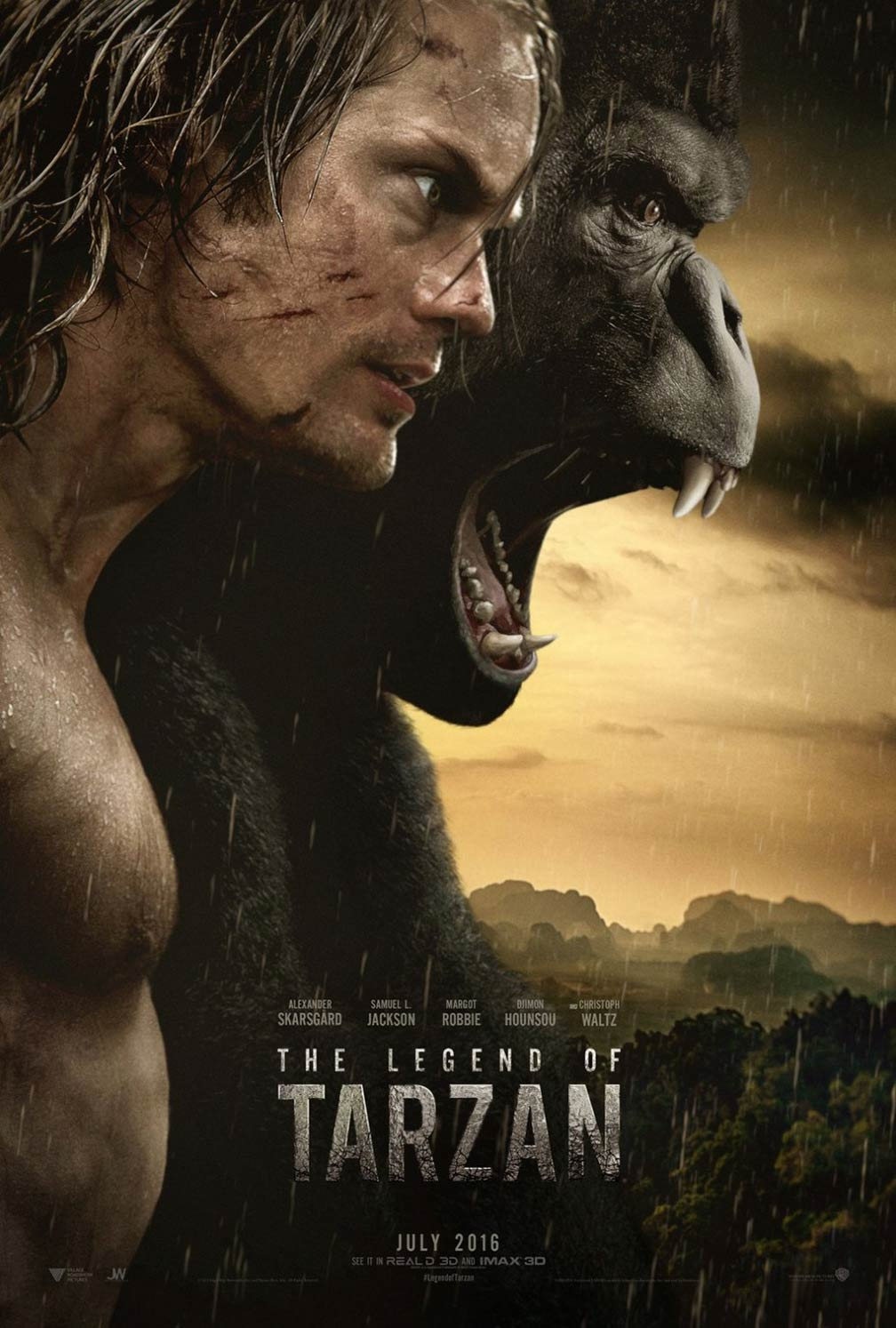 download the legend of tarzan 2016 movie