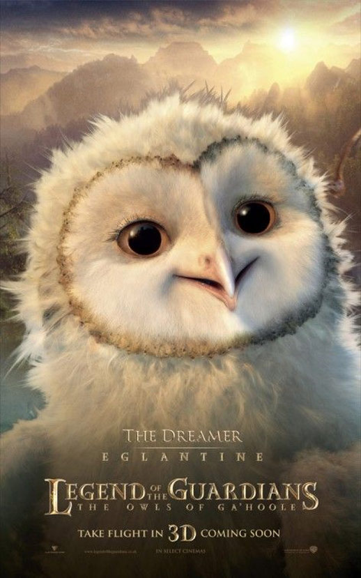 Legend of the Guardians Poster #4