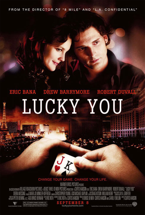 Lucky You Poster #1