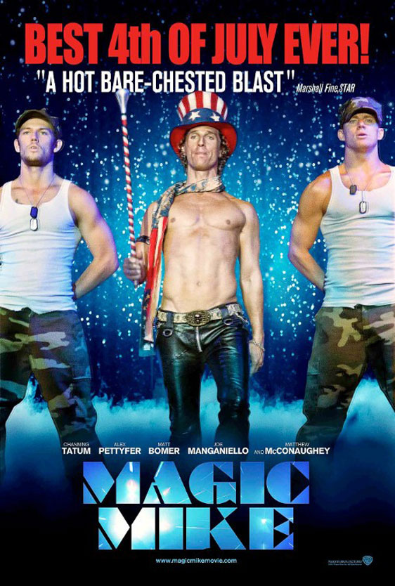 Magic Mike Poster #8