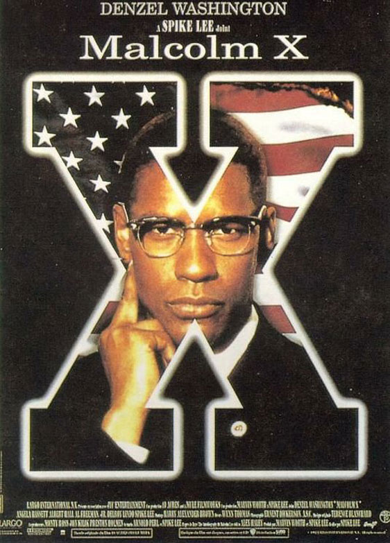 Malcolm X Poster #1