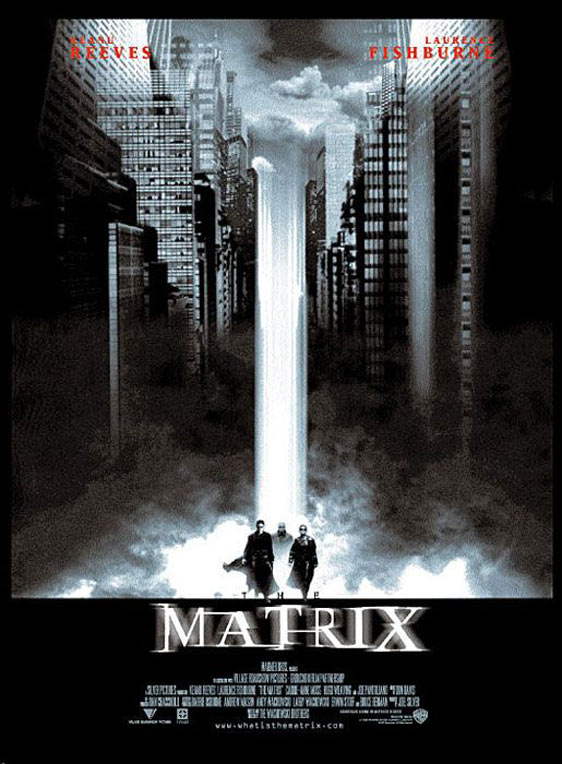The Matrix Poster #5