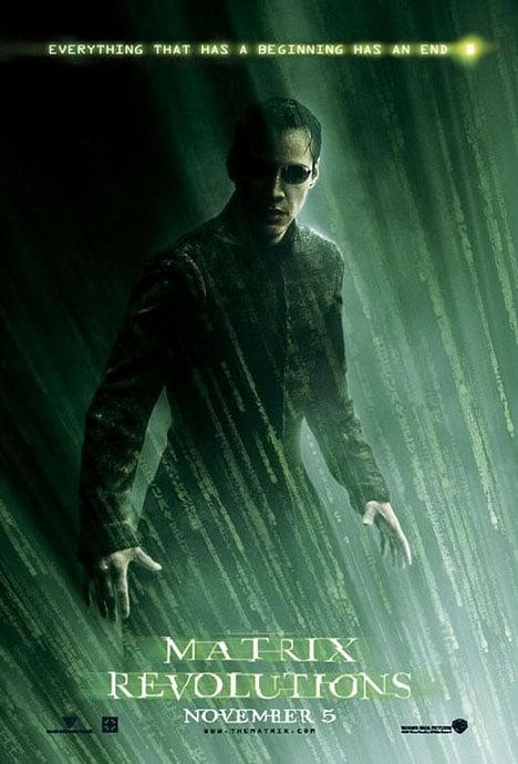 The Matrix Revolutions Poster #1
