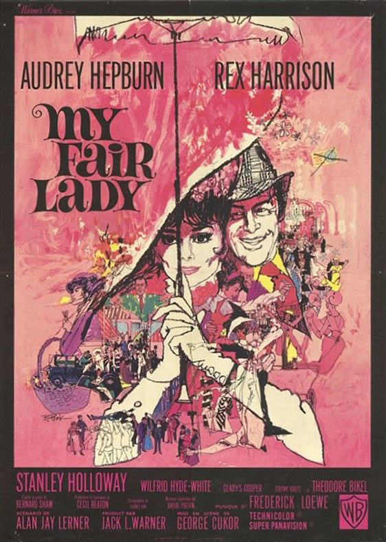 My Fair Lady Poster #2