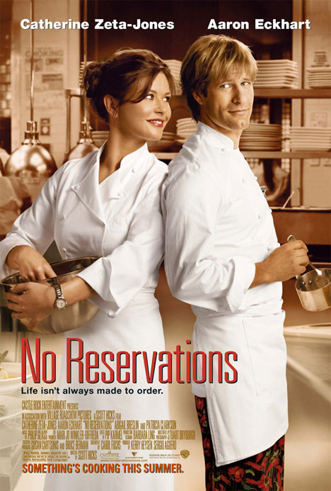 No Reservations Poster #1