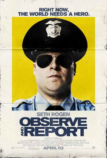 Observe and Report Poster #2
