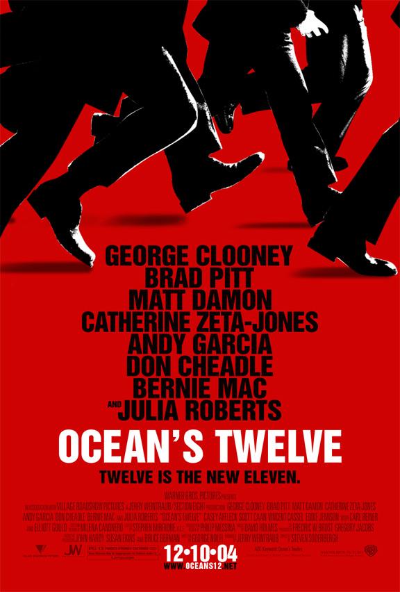 Ocean's Twelve Poster #2
