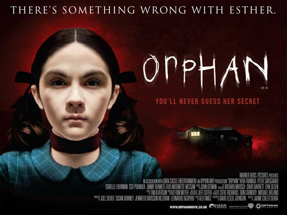 Orphan Poster #2