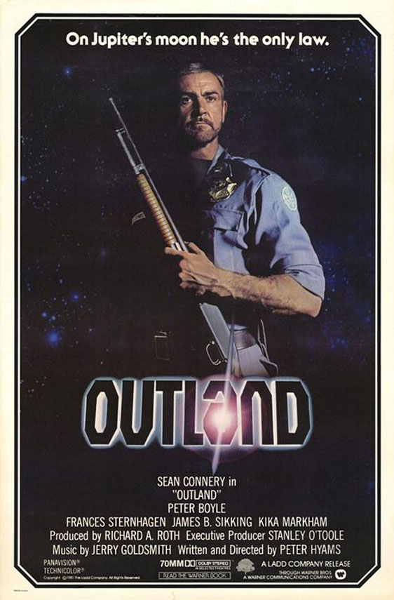 Outland Poster