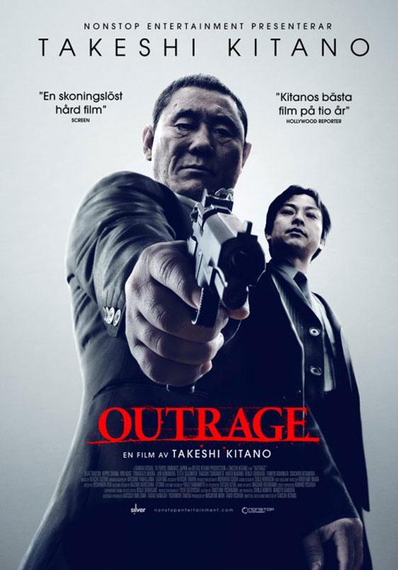 Outrage (Autoreiji) Poster #3