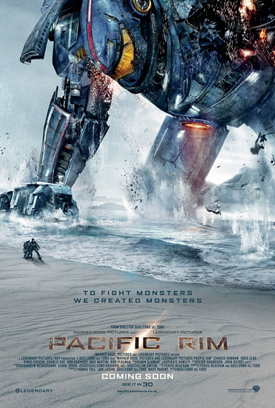 Pacific Rim Poster #2