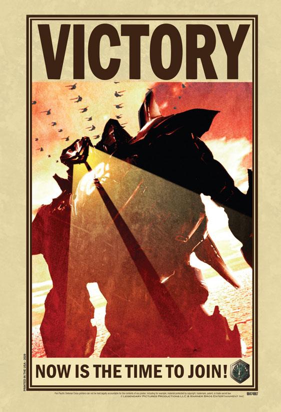 Pacific Rim Poster #3