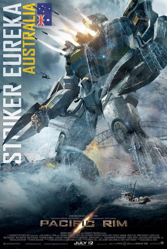 Pacific Rim Poster #8