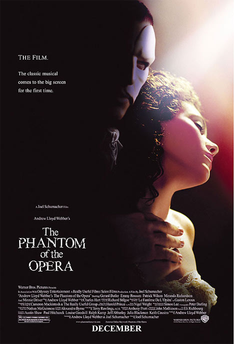 The Phantom of the Opera Poster #1