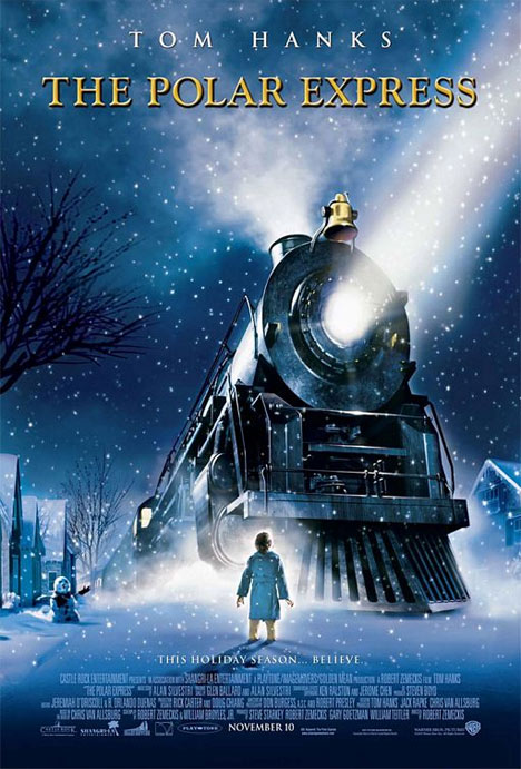 The Polar Express Poster #1