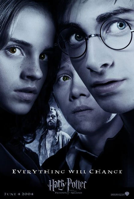 Harry Potter and the Prisoner of Azkaban Poster #2