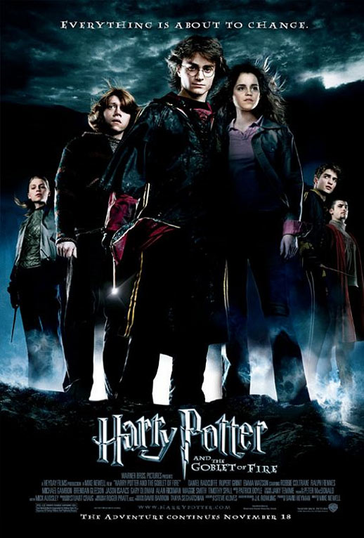 Harry Potter and the Goblet of Fire Poster #2