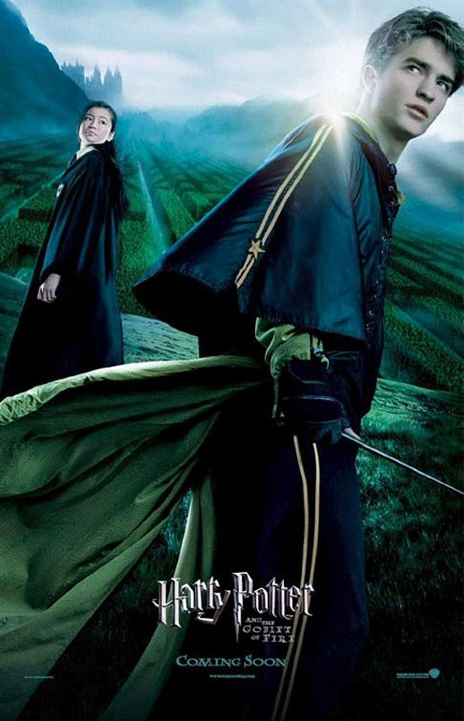 Harry Potter and the Goblet of Fire Poster #5