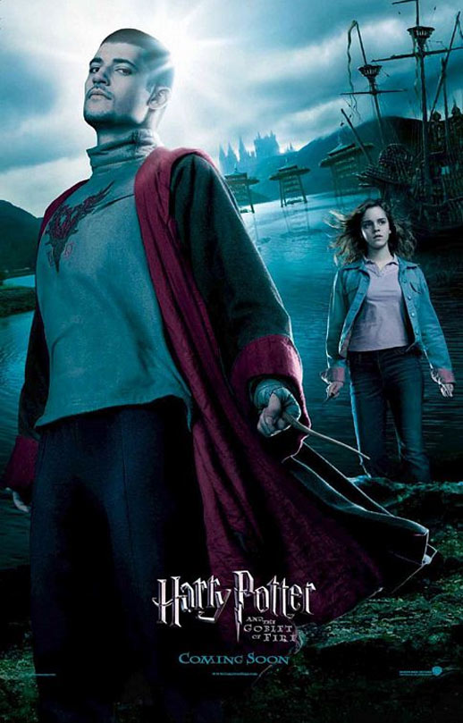 Harry Potter and the Goblet of Fire Poster #7