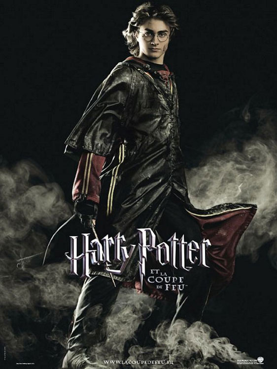 Harry Potter and the Goblet of Fire Poster #8