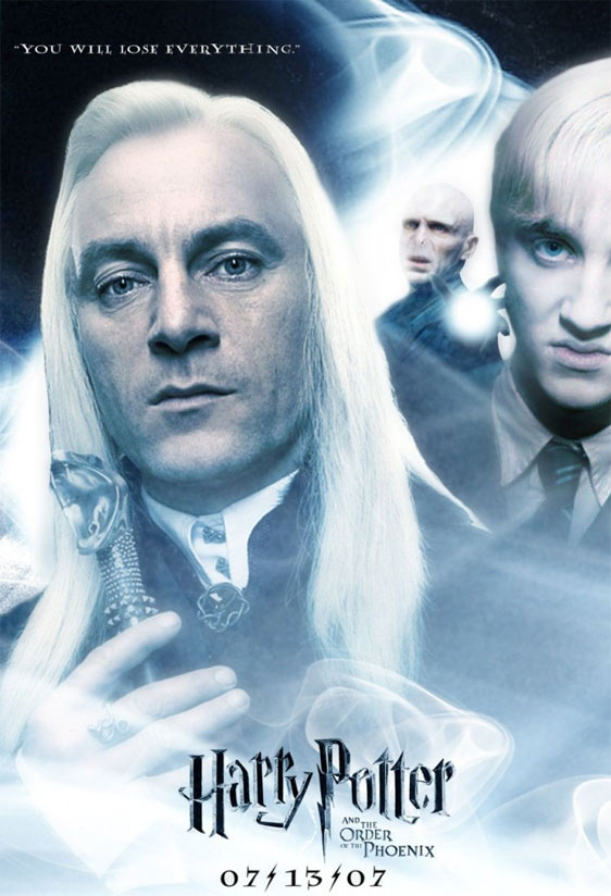 Harry Potter and the Order of the Phoenix Poster #10