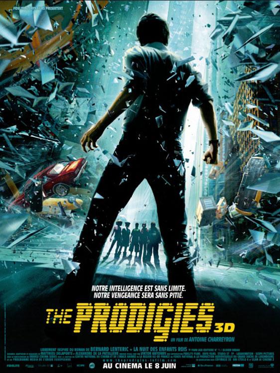 The Prodigies Poster #1