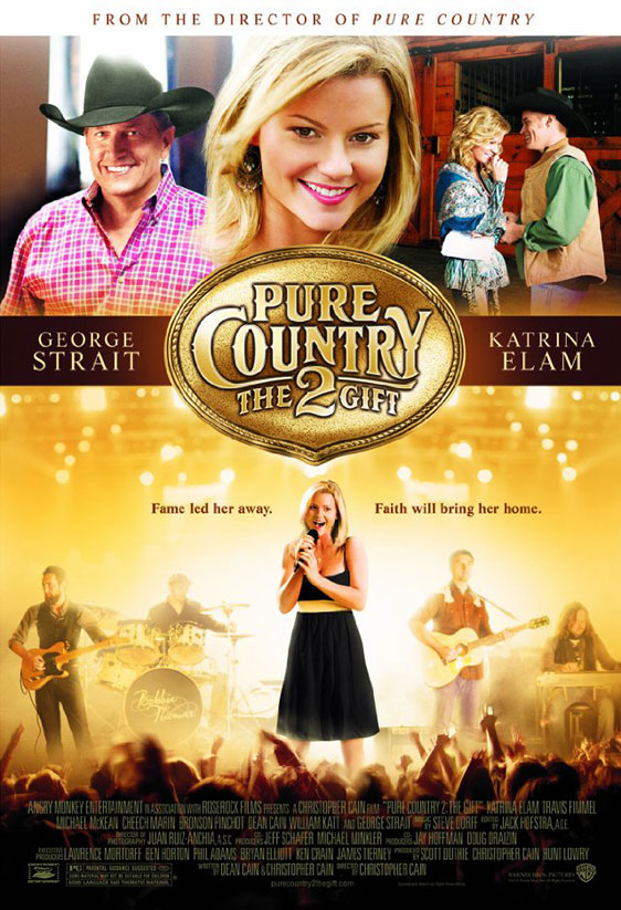 Pure Country 2: The Gift Poster #1