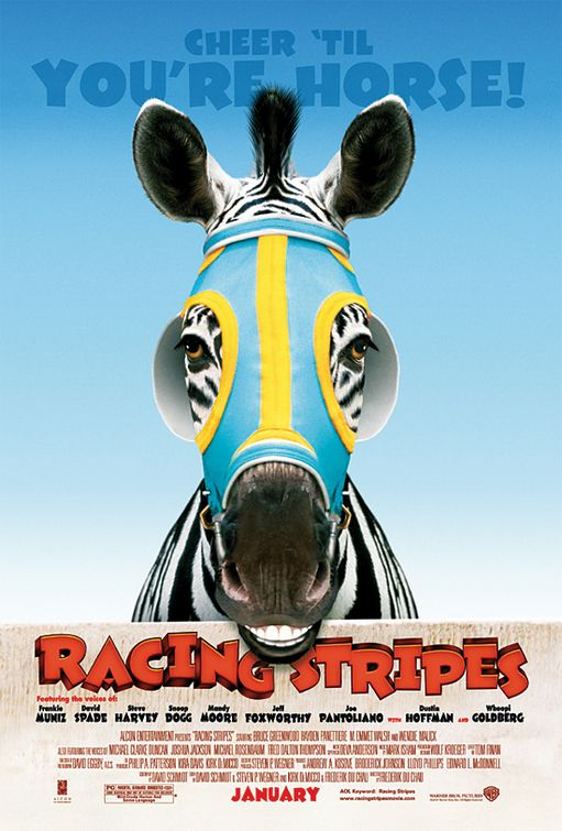 Racing Stripes Poster #1