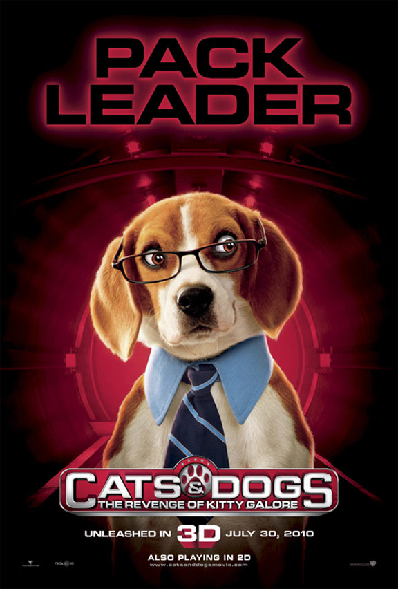 Cats & Dogs: The Revenge of Kitty Galore Poster #10
