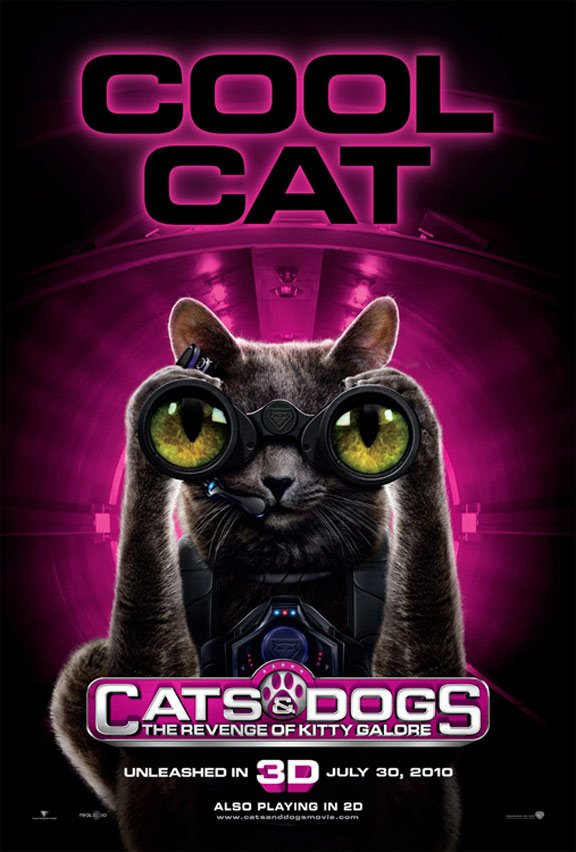 Cats & Dogs: The Revenge of Kitty Galore Poster #11