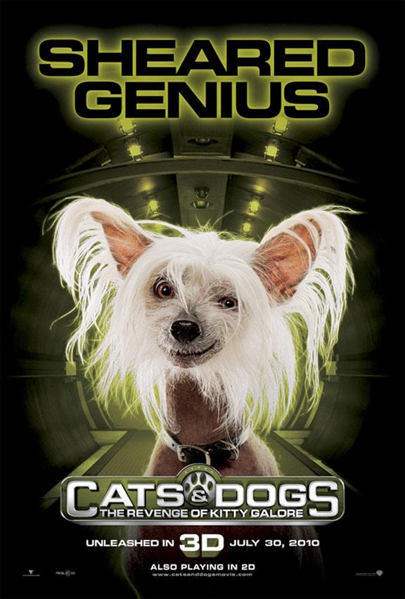 «Смотреть   Онлайн Фильм Кошки Против Собак 2» — 2002