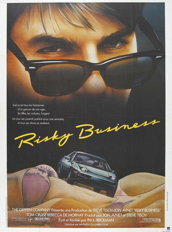 Risky Business Poster #2