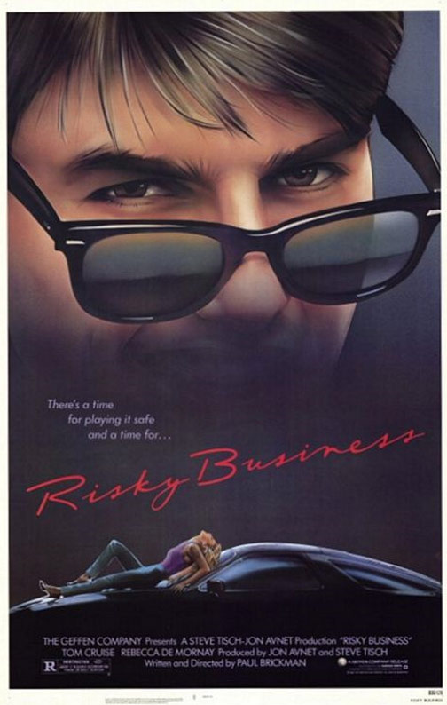 Risky Business Poster