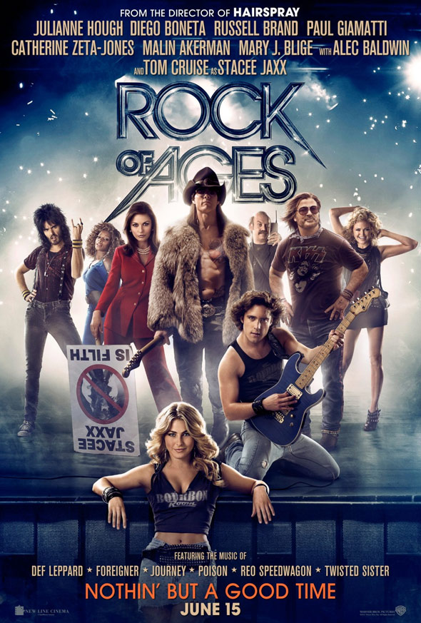 Rock of Ages Poster #2