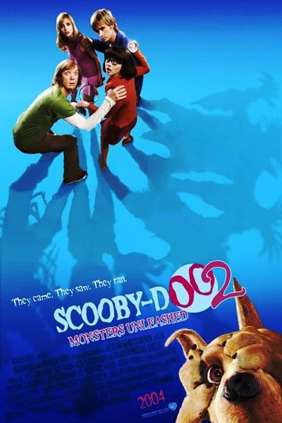 Scooby-Doo 2: Monsters Unleashed Poster #1