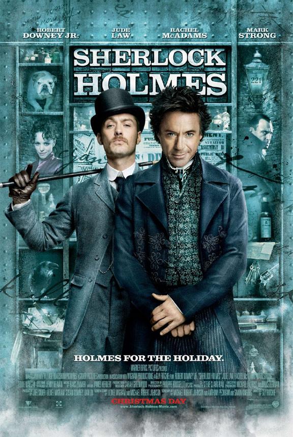 Sherlock Holmes Poster #10
